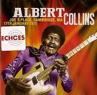 Albert Collins - Joe's Place, Cambridge, MA, 17th January 1973 (2014)  CD  NEW