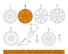 MAZDA OEM 2013 3-Wheel-Alloy Aluminum 9965E16560