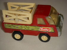 BUDDY L PICKUP TRUCK FOR FARM OR COUNTRY, STAMPED BUDDY L CORP. JAPAN, 1970S!