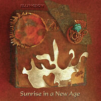 Sunrise in a New Age - Ellingson - CD NEW - New Age Instrumentals at its Best!
