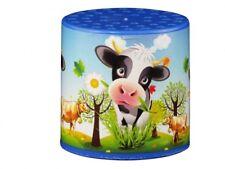 """Tierstimmendose Kuhdose Motiv """"Herbstkuh"""" mit Kuhstimme Tierstimmen Dose"""