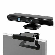 TV Clip Mount Mounting Stand Holder for Microsoft Xbox 360 Kinect Sensor
