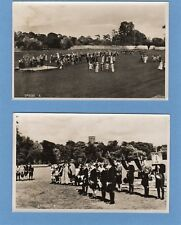 8 St Albans Pageant 1948 RP pcs unused Photo Precision Rose Series Ref G592