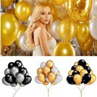 20Pcs 12inch Latex Helium Pearl Balloons Wedding Birthday Party Kids Toy Decor