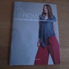 Rowan Studio Issue 24 - Seventies Chic Pattern Book - 8 Designs by Sarah Hatton