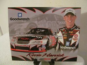 2003 KEVIN HARVICK #29 GOODWRENCH CHEV NASCAR RACING COLLECTIBLE POSTCARD NEW