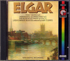 ELGAR Enigma Coronation Imperial 5 Pomp and Circumstance March BARRY TUCKWELL CD