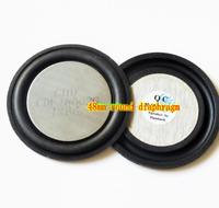 48mm vibration plate woofer radiator passive speaker Diaphragm HiFi Audio Parts