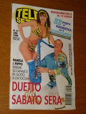TELESETTE 1997/27=PAMELA PRATI PIPPO FRANCO=GIOCHI SENZA FRONTIERE=SAGRAMOLA S.