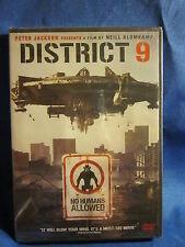 District 9 DVD Sealed