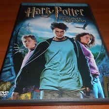 Harry Potter and the Prisoner of Azkaban (DVD, 2004, 2-Disc Full Screen) Used