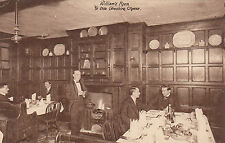 William's Room, Ye Olde Cheshire Cheese, FLEET STREET, London