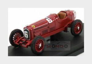 Alfa Romeo F1  P3 Tipo B #6 Winner Montreux Gp 1934 C.F.Trossi RIO 1:43 RIO4601