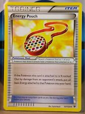 Energy Pouch  97/124  X&Y: Fates Collide  Uncommon  NM/Mint Pokemon