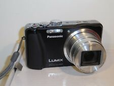 Panasonic LUMIX DMC-ZS19 Digital Camera - Black