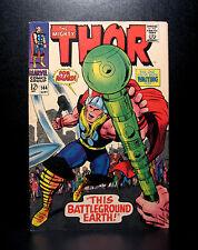 COMICS: Marvel: Thor #144 (1967) - RARE