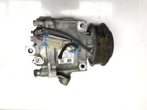 Oem 2014 Chevrolet Sonic Air Conditioning AC Compressor 14