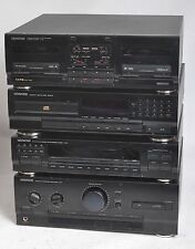 KENWOOD A-34 HIFI SEPERATES SYSTEM CD / TUNER / CASSETTE