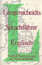 RB- SPRACHFÜHRER LANGENSCHEIDTS : ENGLISCH