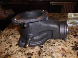 1931, 1932 Buick Exhaust diverter valve, Series 80, 90