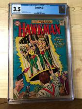 Hawkman #3 (Aug 1964, DC) CGC 3.5