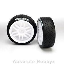 Traxxas Pre-Mounted 1/16 BFGoodrich Rally Tire & Rally Wheel (2) - TRA7372