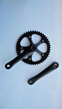 Prowheel Bicycle Crankset 48T x 165mm Fixie, BMX, Mountainbike, Road Bike