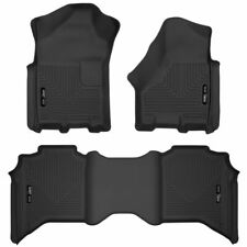 HUSKY 54788 X-Act Contour Floor Mats for 2019 2020 Dodge Ram 2500 3500 Crew Cab