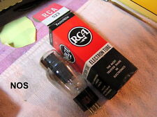 5Z3  ST Style  Vacuum Tube  NIB  RCA