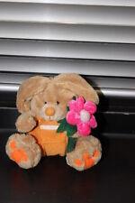 Peluche coniglietto con fiore coniglio little rabbit   11x10 cm Plush4U
