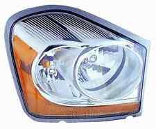 New Dodge Durango 2004 2005 right passenger headlight head light
