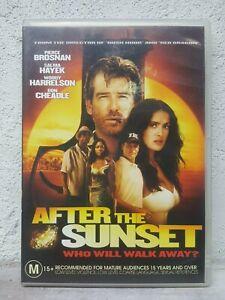 After The Sunset (DVD) Pierce Brosnan, Salma Hayek, Woody Harrelson