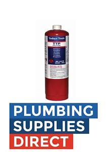* Propane Disposable Gas Cylinder / Bottle 400g - Soldering & Welding