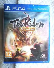 TOUKIDEN KIWAMI, PS4 GAME (PLAYSTATION PAL, JUEGO). NUEVO, BRAND NEW &  SEALED!