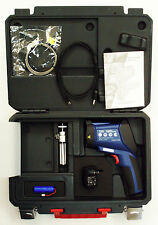 Dt 9862 Professional 501 Ir Dual Laser Video Thermometer Type K With Camera Usb