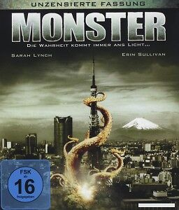 UNZENSIERTE FASUNG MONSTERDIE WAHRHEIT KOMMT IMMER ANS LICHT Film Moive Blu-ray