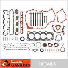 99-02 Chevrolet Cavalier Malibu Pontiac Sunfire 2.4L DOHC Head Gasket Bolts Set