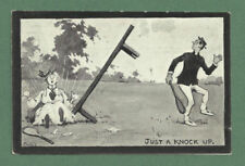 Tennis Pre - 1914 Printed Collectable Sport Postcards