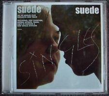 SUEDE SINGLES UK 20 TRACK CD Indie Britpop Brett Anderson