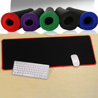 Extended Gaming Mouse Pad Large Big Size 700x300x2mm 700*300*2mm Non-slip USA