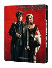 Blu Ray - Inglorious Basterds [Italian Edition] STEELBOOK **NEW/SEALED**