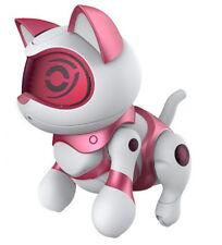 Splash Toys 30651 Teksta V2 Newborn Roboter Haustier Kätzchen Kitty Katze Rosa