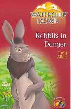 Adams, Richard, Allen, Judy, Watership Down: Rabbits in Danger, Paperback, Very