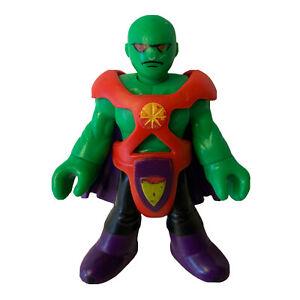 "Imaginext DC Super Friends MARTIAN MANHUNTER 2.5"" Action Figure Loose"