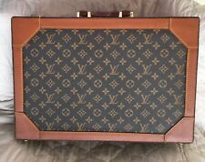 Louis Vuitton 1970's Vintage Leather Briefcase