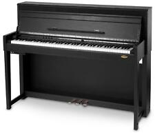Digital Electric Piano 88 Hammer Action Keys 3 Pedals 40 Sounds USB OLED Display