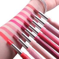New Multifunction Lip Liner Matte Lipstick Pen Double-end Lasting Fixed Makeup