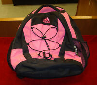 Adidas Pink and Black Backpack RN#90288 CA#40312