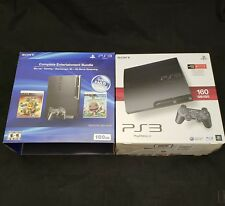 Sony Playstation 3 PS3 160GB / BOX ONLY / NO CONSOLE