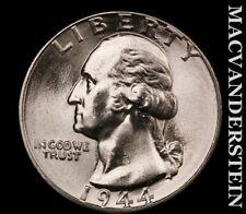1944 Washington Quarter-Choice Gem Brilliant Uncirculated Luster #T2538